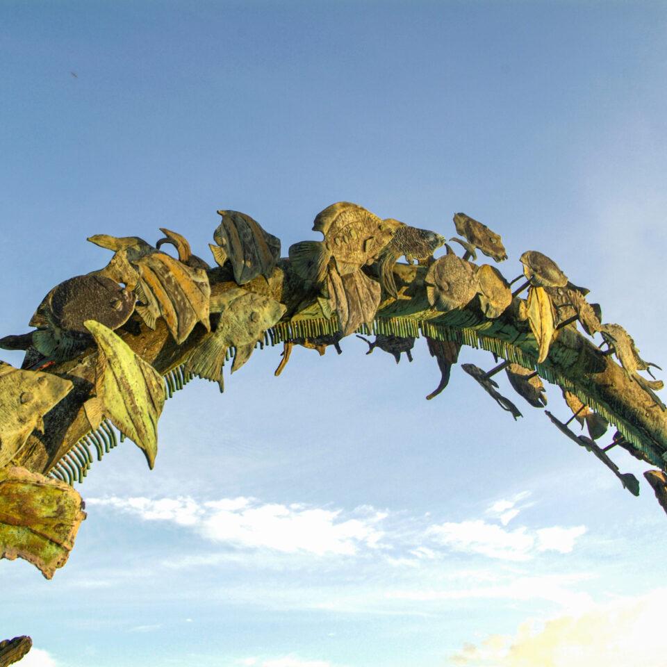 Monumento al buzo Cozumel