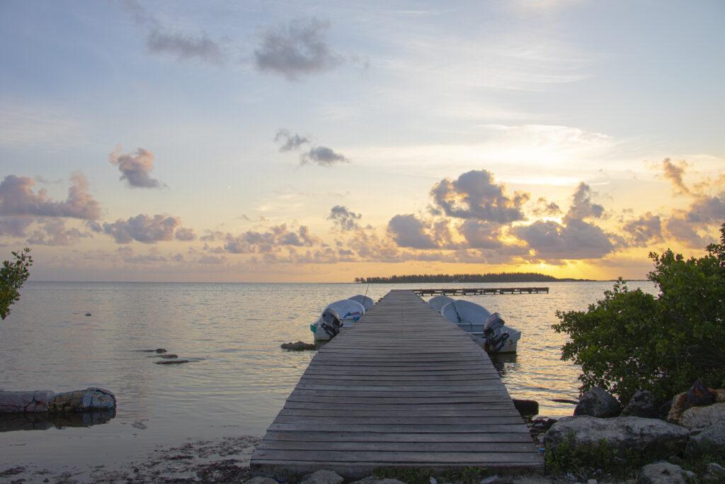 Amanecer cozumel, isla pasion cozumel