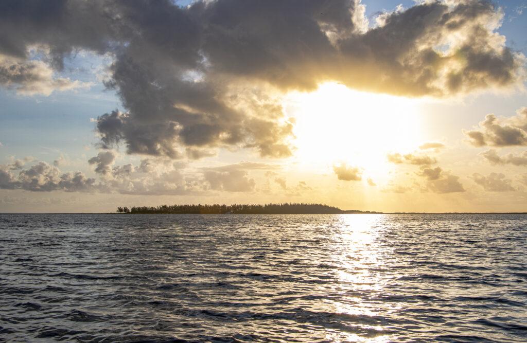 Amanecer Cozumel, isla pasion