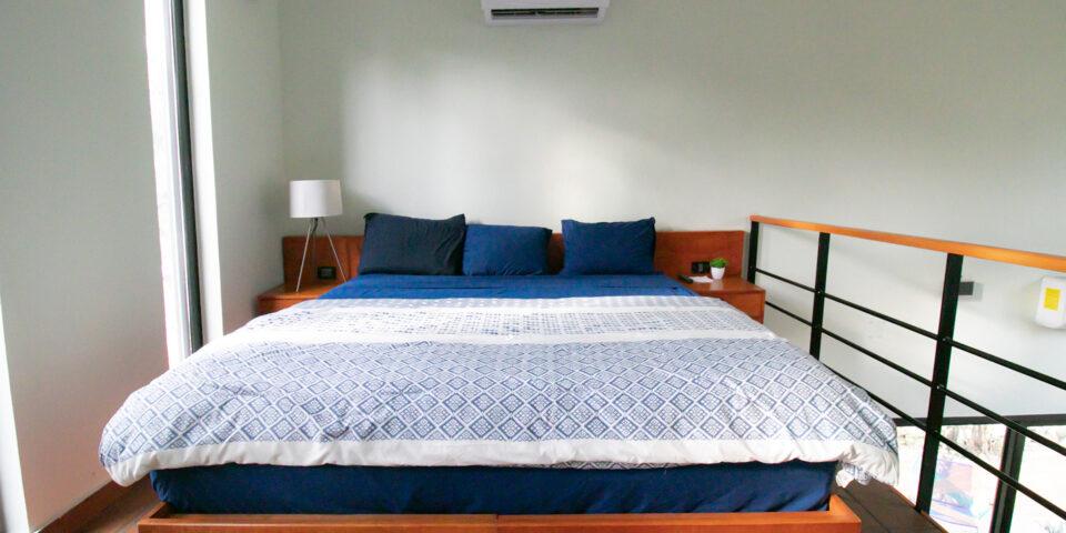 Imagen habitación cabañas Chim, lugar de hospedaje, descanso
