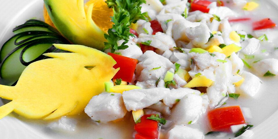 Ceviche caribeño
