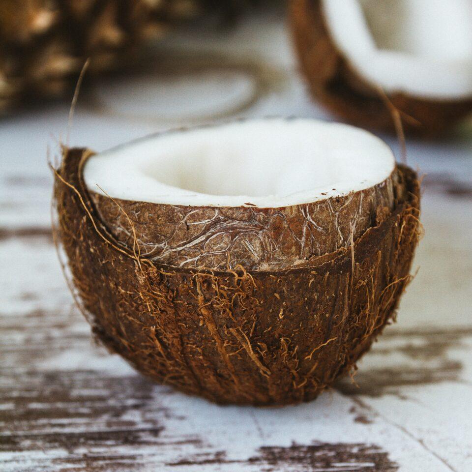 Coco cozumel, helado de coco