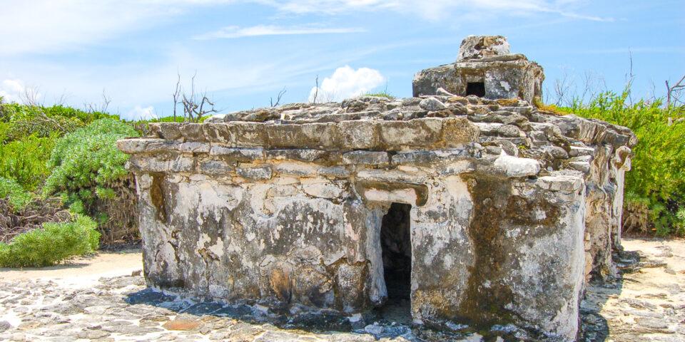 Ruina El Caracol Cozumel, Punta Sur Cozumel
