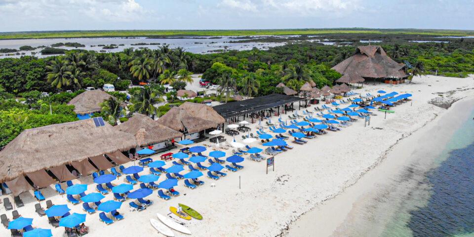 Playa Anemona Cozumel, Punta Sur, sol, playa y arena cozumel