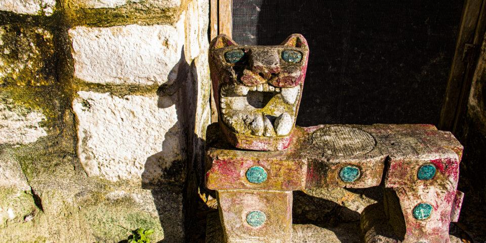Ruina La Carcel, el Jaguar,el Cedral Cozumel
