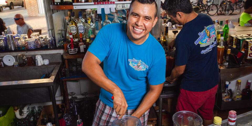 Bebidas Cozumel, the thirsty cougar cozumel
