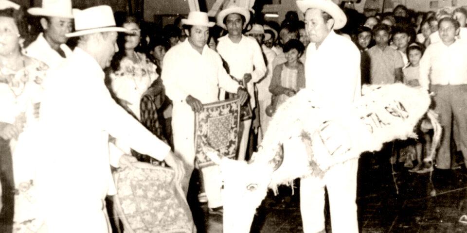 Carnaval cozumel antiguo