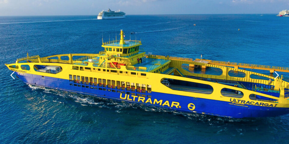 Ferry Ultramar, Ultracarga
