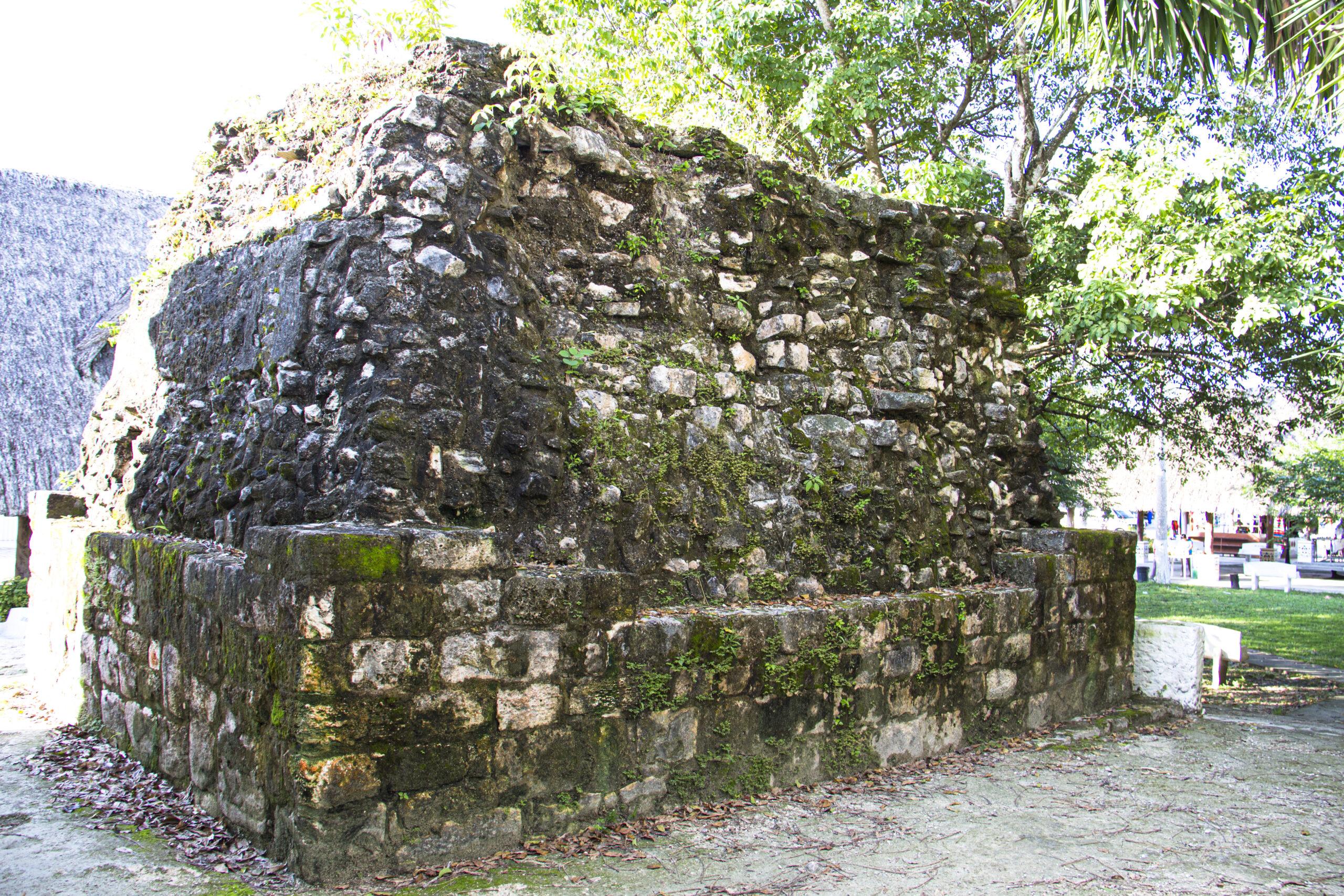Ruina La Carcel de El Cedral Cozumel
