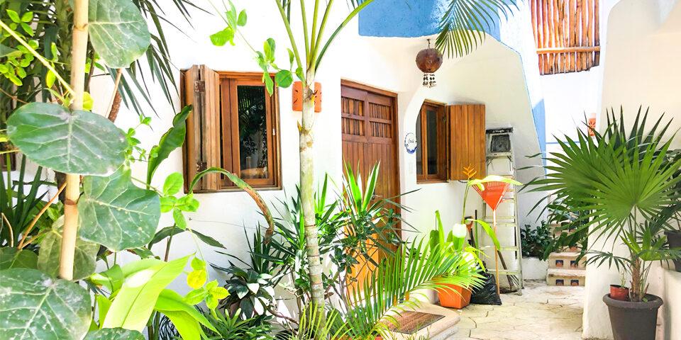 Imagen cabañas cozumel, lugar de hospedaje cozumel