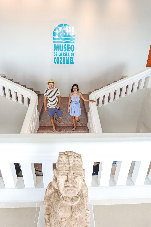 Segundo piso del Museo de la Isla